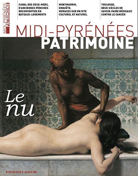 Magazine Midi-Pyrénées Patrimoine - Le nu