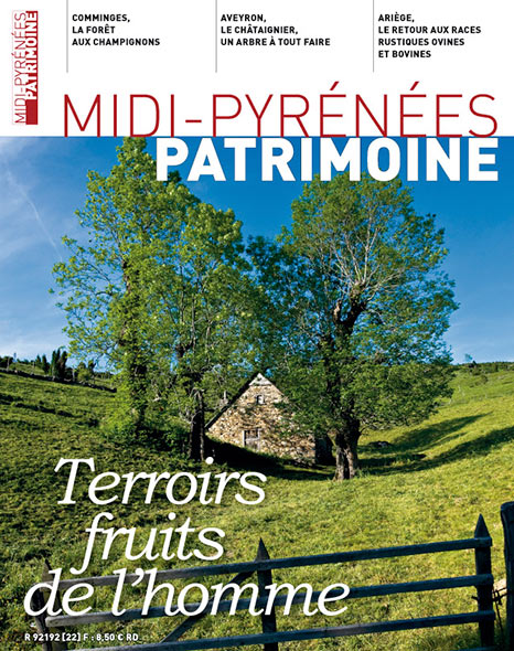 Magazine Midi-Pyrénées Patrimoine – Terroirs fruits de l'hommeMagazine Midi-Pyrénées Patrimoine - Terroirs fruits de l'homme