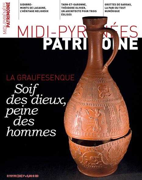 Magazine Midi-Pyrénées Patrimoine - La graufesenque Soif des dieux, peine des hommes