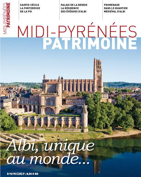 Magazine Midi-Pyrénées Patrimoine - Albi, unique au monde...