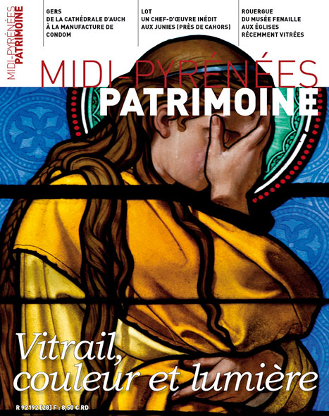 Midi-Pyrénées Patrimoine - Vitrail couleur et lumière