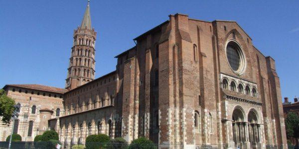 Place Saint-Sernin à Toulouse. Les vestiges resteront enfouis
