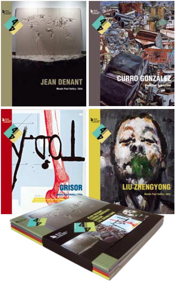 4a4 Jean Denant, Dominic Grisor, Liu Zhengyong, Curro González