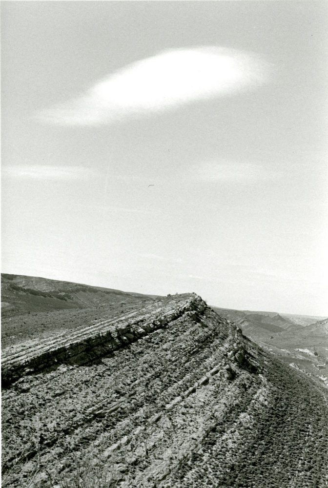 Sierra del Maestrazgo, une photographie de Bernard Plossu