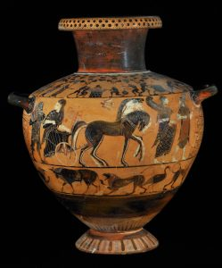 Le rituel grec dans tous les sens