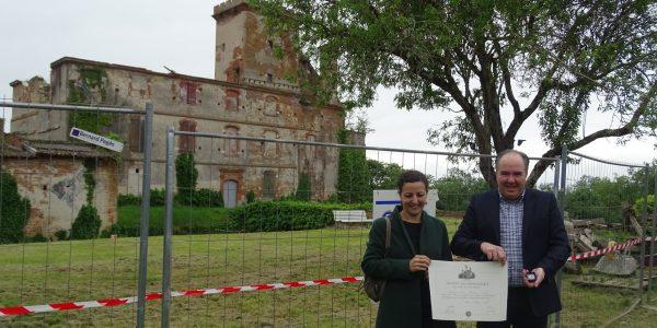 Le château de La Salvetat Saint-Gilles récompensé