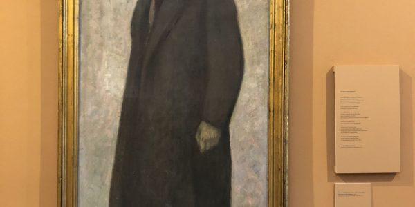 Paul Valéry en son musée ce 30 octobre, jour anniversaire
