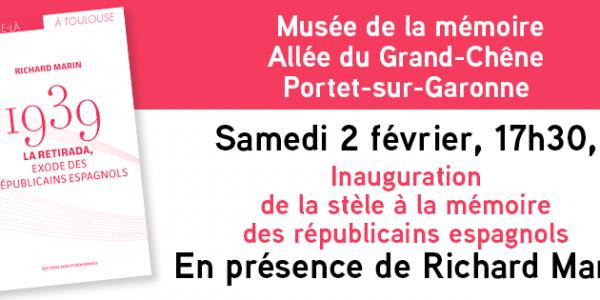 80 ans de la Retiradaà Portet-sur-Garonne