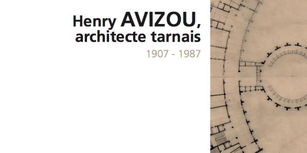 Quelles bonnes planches de l'architecte tarnais Henri Avizou