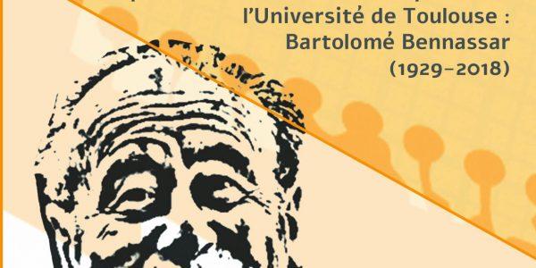 Hommage à l'historien hispaniste Bartholomé Benassar